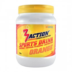 3 ACTIONS SPORT DRINK ORANGE