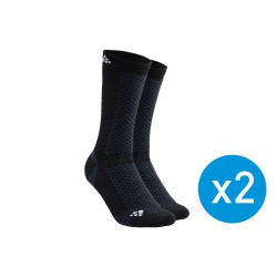 Chaussettes CRAFT MID X2